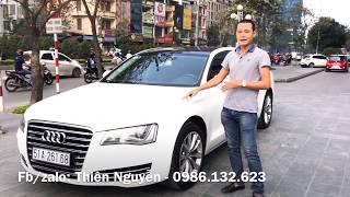 Bán Audi A8L đời 2012, Chỉ 900tr khi mua trả góp|Thiện Nguyễn