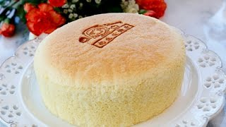 How To Make Soft Vanilla Sponge Cake