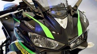 Review R25 Limited Edition Yamaha Tech 3 Monster Energi (Motor yamaha Terbaru)