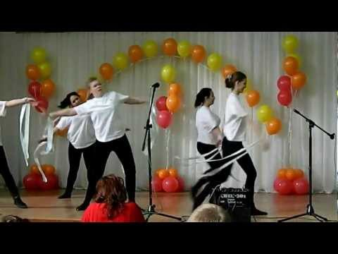 Танец носа.MOV