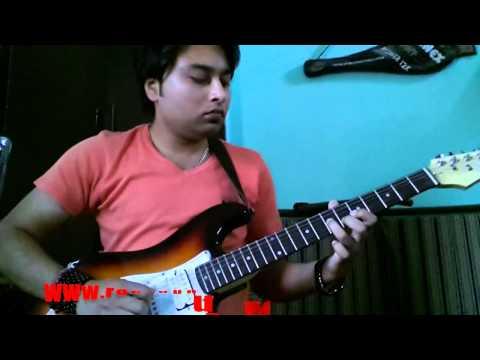 Kya Hua Tera Wada Guitar Tabs