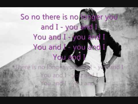 Medina You And I With Lyrics