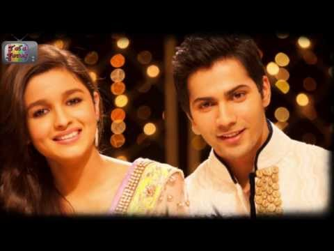 Balika Vadhus Siddharth Shukla with Varun Dhawan and Alia Bhatt...