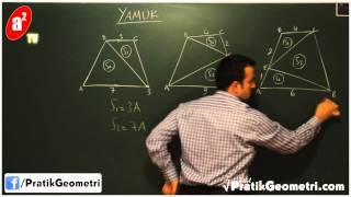 Yamukta Alan 2 - Önder Hoca ile Pratik Geometri
