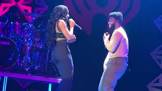 Love Lies - Khalid & Normani LIVE at Jingle Ball San Francisco 2018