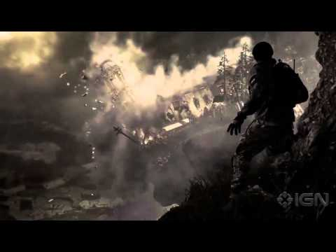 Call of Duty: Ghost - Reveal Trailer
