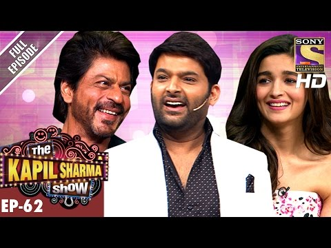 The Kapil Sharma Show - दी कपिल शर्मा शो-Ep-62-Shahrukh And Alia In Kapil's Show–26th Nov 2016 thumbnail
