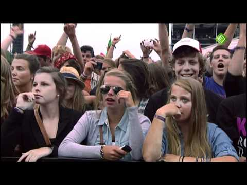 Kings Of Leon - Radioactive [HD] (Live Pinkpop 2011)
