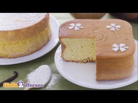 Sponge cake ( pan di Spagna ) recipe