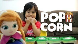 What if Dede Senja Jadi Penjual Pop Corn - Jualan Pop Corn