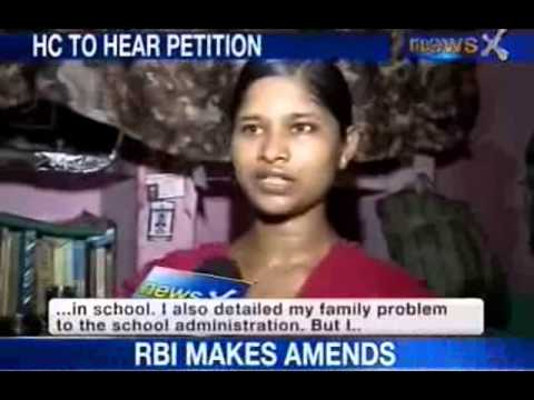 NewsX: A delhi girl's re-admission to government school denied