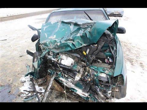 Tragic accident in Russia February 2017 Car crash compilation