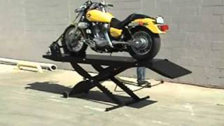 Rampa para Moto Cycle Lift
