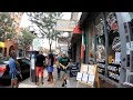 ⁴ᴷ Walking Tour of Philadelphia, PA - South Street from University City to Penn's Landing