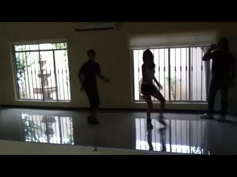 Ensayo poncho ballet