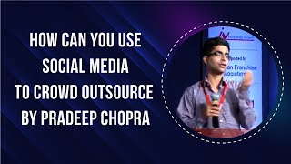 Social media to crowd source