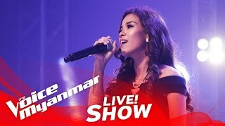 "Download Lagu Ce Ce: ""Hero"" - Live Show - The Voice Myanmar 2018 Gratis STAFABAND"