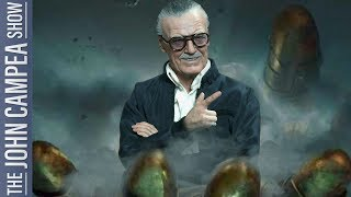 Should Marvel CGI Stan Lee In Future Cameos - The John Campea Show