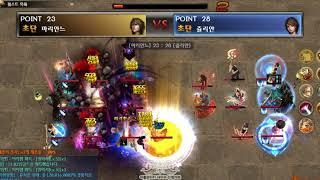 [Atlantica online Korea] 2018-03-18 통합최강자전 준결승전 마리안느(악기) vs 쥴리얀(채찍)
