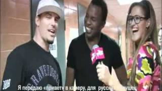 Megainterview 90s: Haddaway, Dr Alban, Vanilla Ice