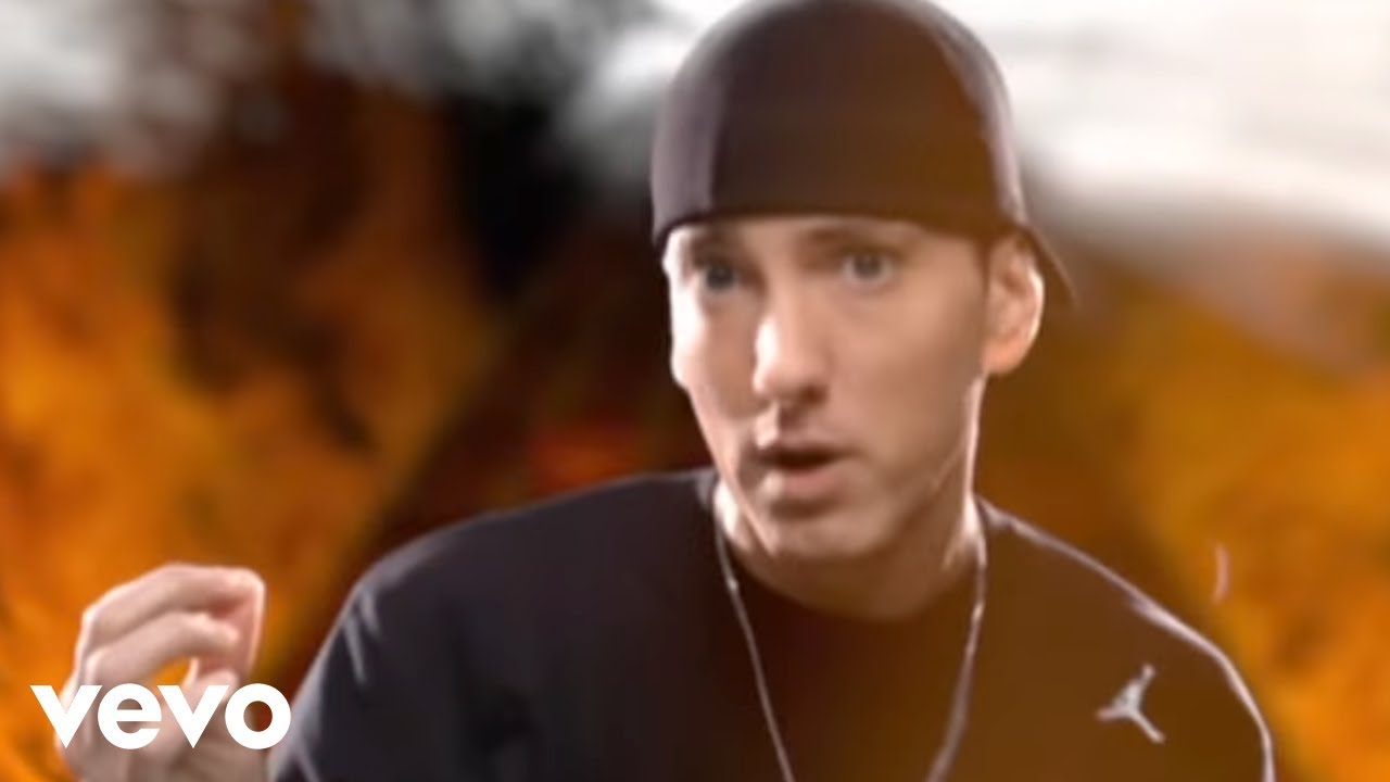 Useful idea Eminem we made you pornstar afraid, that