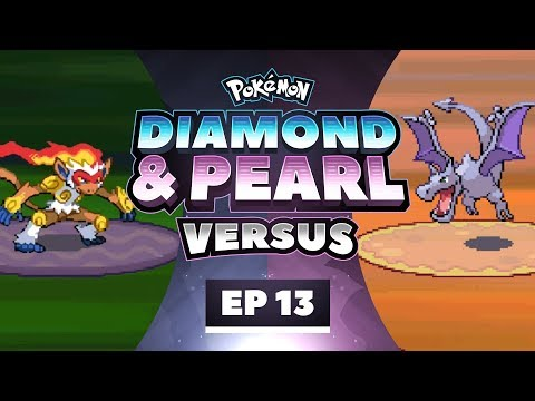Pokemon Diamond and Pearl Versus - EP13 | WHAT ARE THE ODDS?!