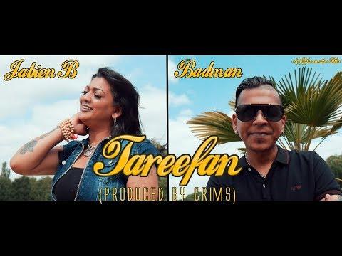 Download Lagu  JABIEN B FT. BaDMaN -TAREEFAN cover PROD BY CRIMS Mp3 Free