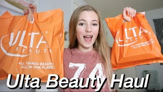 ulta makeup haul 2018