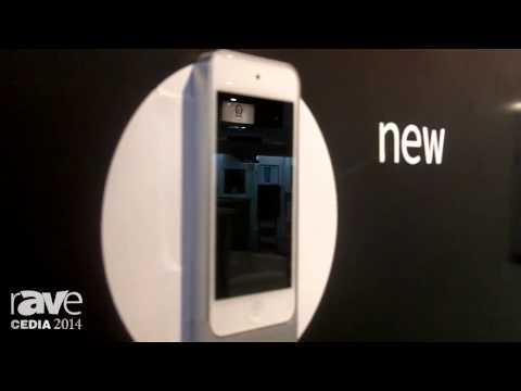 CEDIA 2014: Basalte Highlights Its Beautiful Eve iPad Wall Frame, iPod Touch Wall Frame