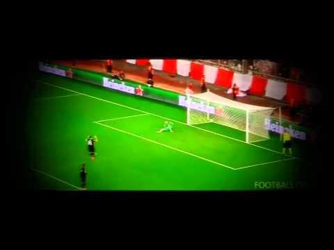 Olympiakos 2-0 Manchester United Özet (25/02/2014)