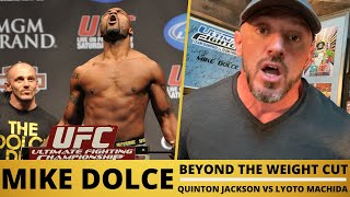 The REAL Story Behind Rampage Jackson's UFC Weight Cut | Dolce Diet Stories