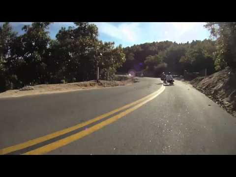 Raw Run in California