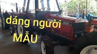 Shibaura v52 xe bãi