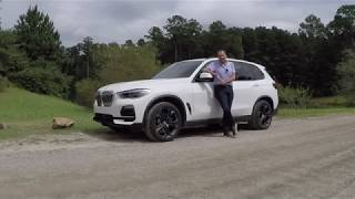 2019 BMW X5  - First Drive Test Video Review