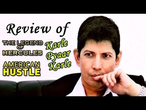 The zoOm Review Show - Karle Pyaar Karle American Hustle The...