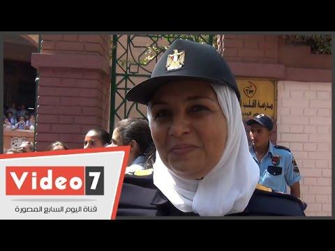 بالفيديو.. العقيد «حنان هجرس»: الشرطة النسائية ستتواجد فى أماكن تكدس المرأة