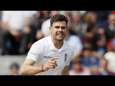 James Anderson Becomes No.1 In  ICC Test Rankings