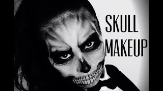 Skull/Skeleton Makeup