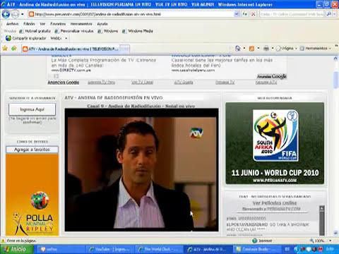 Mac TV  Online  /  Como ver TV en PC