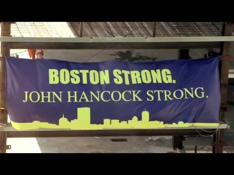 Boston Marathon Inspiration: Marathon Strong