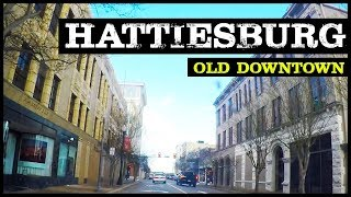 GHETTO HATTIESBURG MISSISSIPPI DOWNTOWN