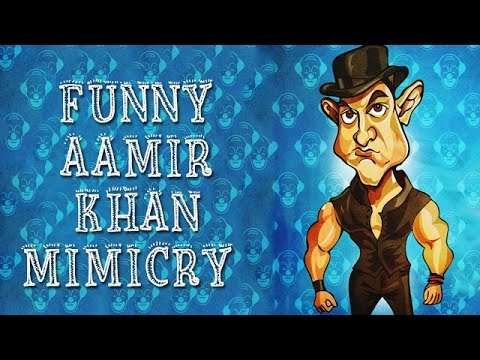 Mimicry of  Bollywood Stars by Omin | Comic Mimic