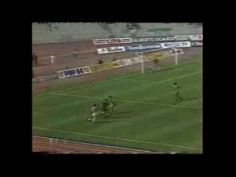 PANATHINAIKOS vs JUVENTUS (1987)