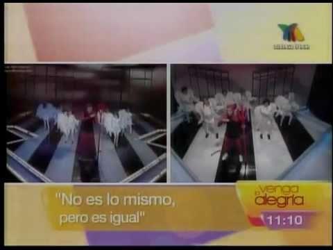 No Es lo Mismo Pero Es Igual - Don Diablo (Miguel Bose)