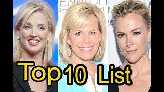 download lagu Top 10 Hottest Fox News Girls 2018  List gratis