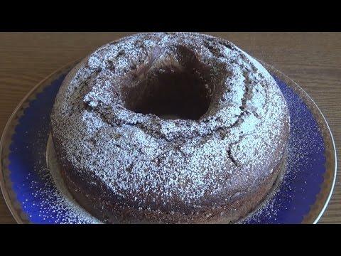 Манник на кефире с какао. Лучший рецепт вкусного пирога. #domavkusno
