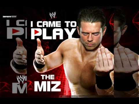 Wwe: I Came To Play (the Miz) Awesome Intro + Link video