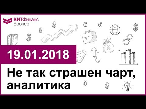 Не так страшен чарт, аналитика - 19.01.2018; 16:00 (мск)