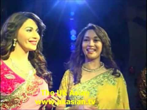 Madhuri Dixit Interview Madame Tussauds Wax Statue