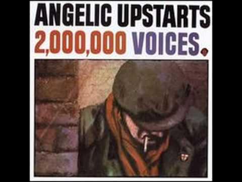Angelic Upstarts - Last Night Another Soldier